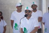 Aaroa Tree Planting Event by independent institutions of Maldives in Hulhumalé Phase II