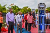 Opening Ceremony of Outdoor Gym, Recreational Zone of Central Park