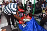 "HDC's management and staff visited and distributed more gifts yesterday to all the children at ""Hithaanee Ufaa"""